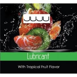Съедобный лубрикант со вкусом тропических фруктов 3 мл.