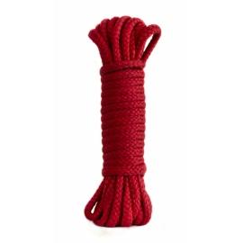 Веревка 10 метр красная