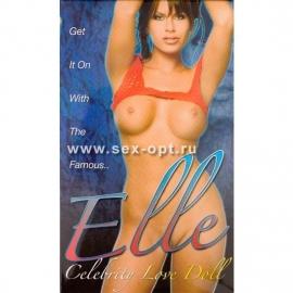 Секс кукла надувная Эль «Elle Celbrity»