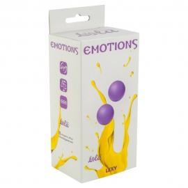 Вагинальные шарики без сцепки emotions purple