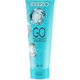 Лубрикант пролонгирующий на водной основе «Go» от Egzo, объем 50 мл