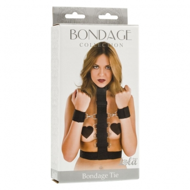 Фиксатор верхней части тела Bondage Collection «Bondage Tie», размер One Size