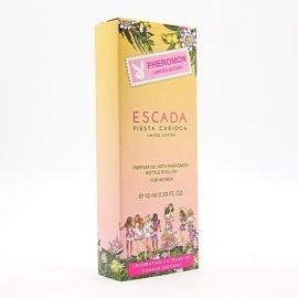 Парфюмерное масло Escada Fiesta Carioca 10 мл
