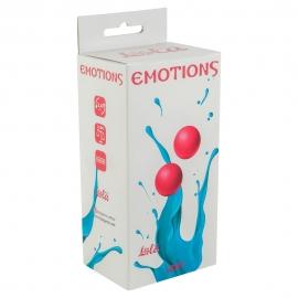 Вагинальные шарики без сцепки emotions pink 2х53, д.2.8